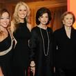 Haley Anderson, Meredith Counce, Gene Jones, Ruth Altshuler, Charlotte Jones Anderson, echelon gala
