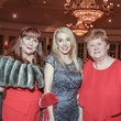 Champagne & Chocolat gala, Feb. 2016, Barbara Van Postman, Marie Bosarge, Beverly Kaufman