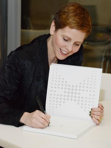 Allison V Smith book signing, Nasher