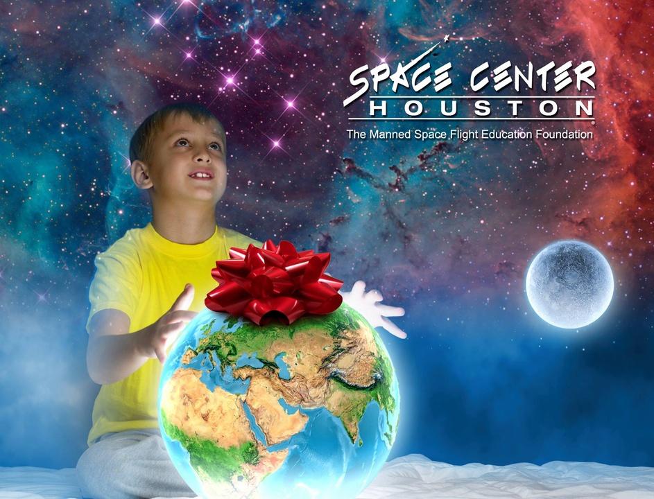 Space Center Houston - Christmas