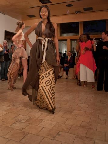 260 Houston Toni Whitaker fashion show May 2013