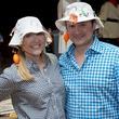 2363 Caroline Starry LeBlanc and Jared LeBlanc at Camp Catastrophic May 2014