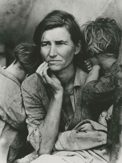 Migrant Mother photo