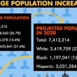 Houston statistic population increase