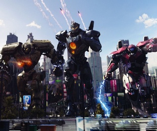 Jaegers in Pacific Rim Uprising