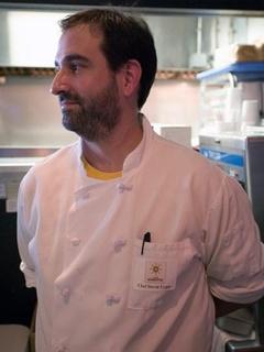 David Uygur at Cafe Momentum