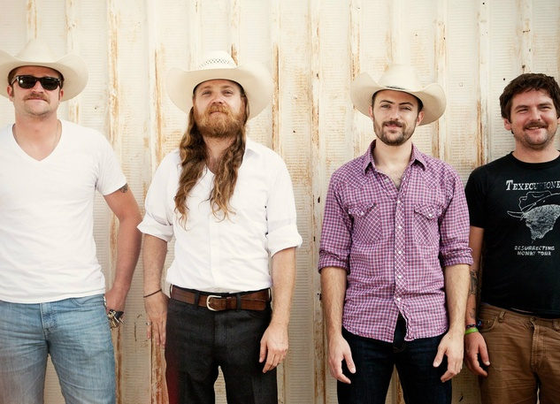 Austin country band Crooks
