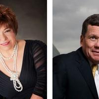 Home Safe Home Gala honorees Trini Mendenhall and Richard Warren Mithoff