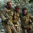 Ben Foster, Emile Hirsch and Mark Wahlberg in Lone Survivor