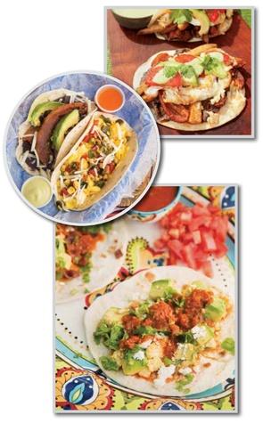 Austin Breakfast Tacos Mando Rayo inside
