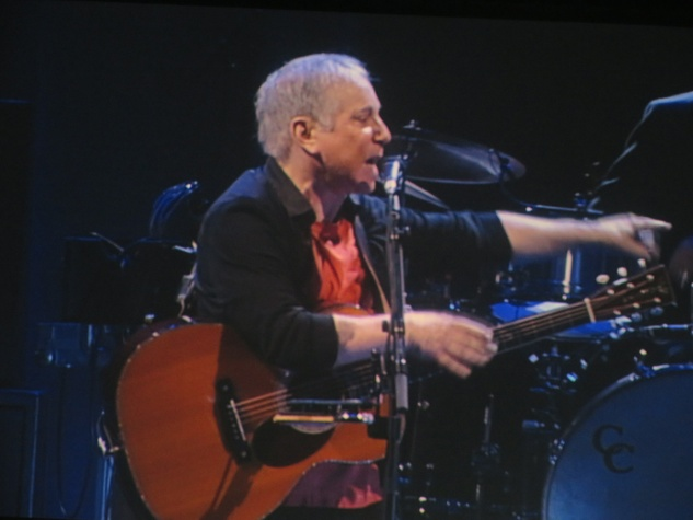 Paul Simon solo