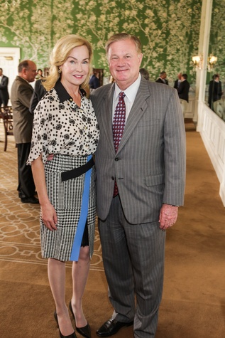 2 Alice and Keith Mosing at the Men of Distinction luncheon May 2014