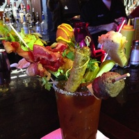 Frap's Bloody Mary