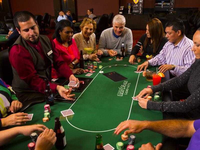 Casino gaming company austin home gambling laws