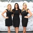 Audry Miller, Tiffany LaRose, Casey Sailor at Barbara Bush Foundation gala kickoff