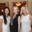 9653 Melicia Tjou, from left, Courtney Teshoian and Nancy Mathe at the National Kidney Foundation luncheon May 2014