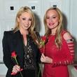 2654 Chita Johnson, left, and Erica Rose at Rose Thursdays at Crimson November 2014