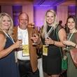Houston, Periwinkle Foundation Sommelier Competition, September 2015, Anne Clutterbuck, Angie Chang Laureen and Mark Boyer; Chelsea Boyer; Amanda Johnson
