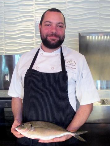 Cove, Jean Philippe Gaston, chef, October 2012