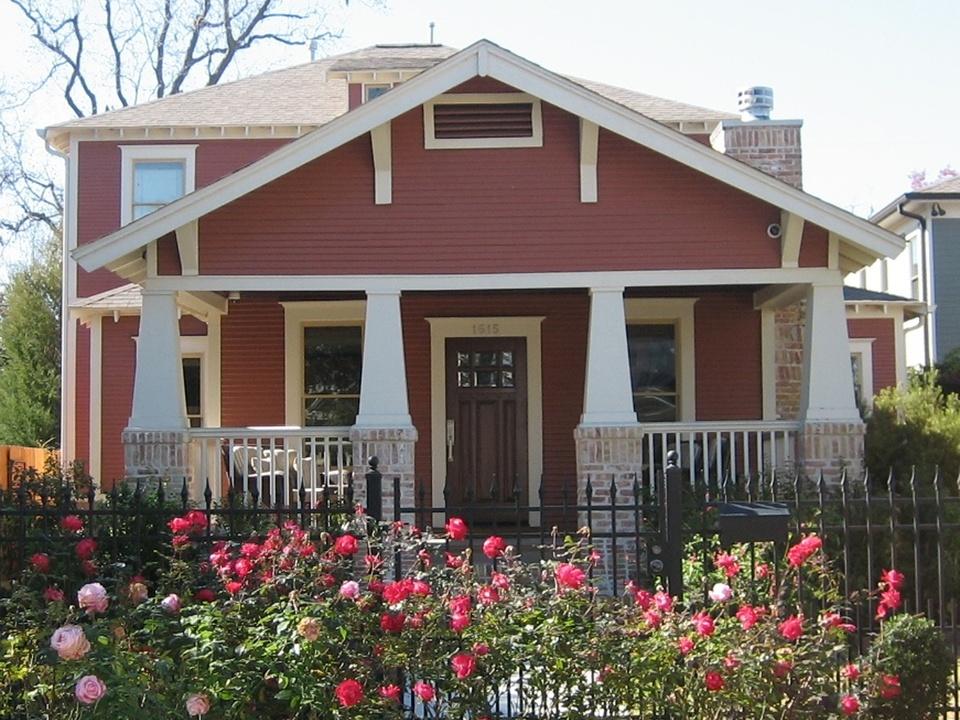 Houston Heights Association Spring Home & Garden Tour April 2015 1615 Columbia