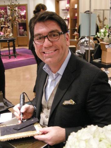 Michael Aram at Neiman Marcus October 2013