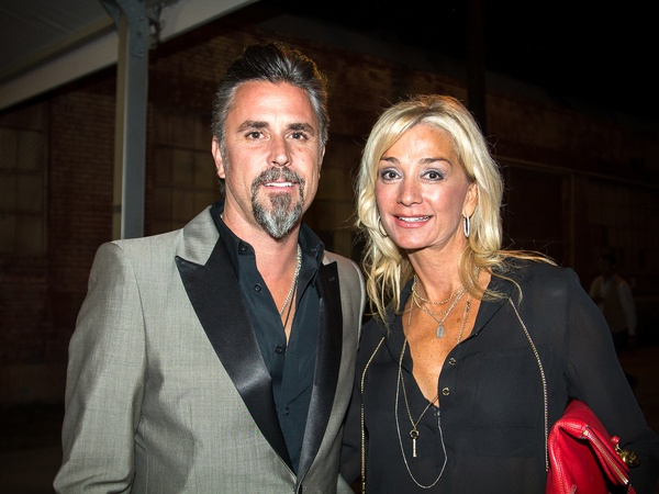 Is richard rawlings orced