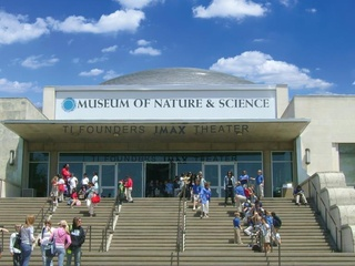 Museum of Nature & Science in Dallas