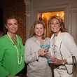 16A- Mary Elizabeth Hahnfeld, from left, Melissa Ison and Emily Mecom at the Clayton Dabney fundraiser March 2014