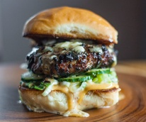 Umami Burger District Kitchen Austin