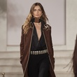 Ralph Lauren fall collection Houston coat