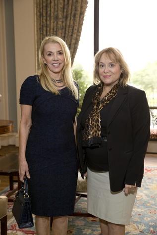 Houston, Spaulding for Children Luncheon, May 2015, Marie Bosarge, Helen McDonald