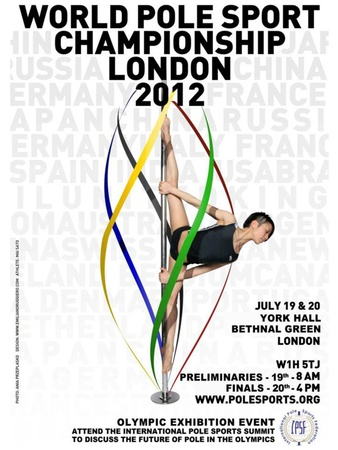 International Pole Sports Federation, pole dancing, Olympics
