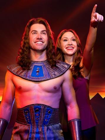 TUTS 2014-2015 season Joseph and the Amazing Technicolor Dreamcoat Promo Images
