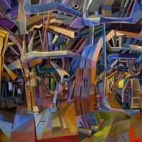 Joan Steinman: The Mill