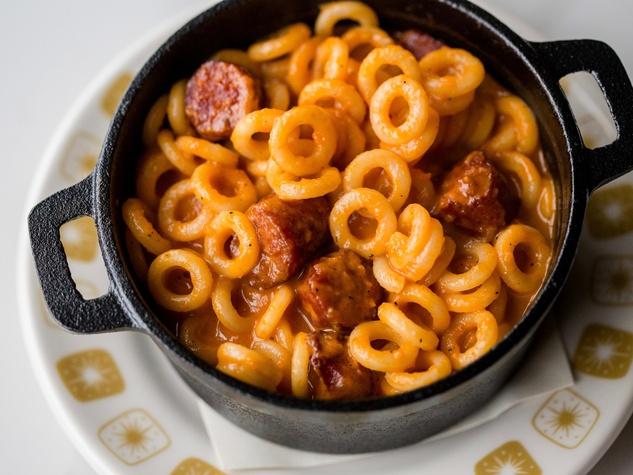 BCK Pasghettios