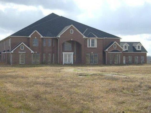 46 bedroom mansion Manvel Texas