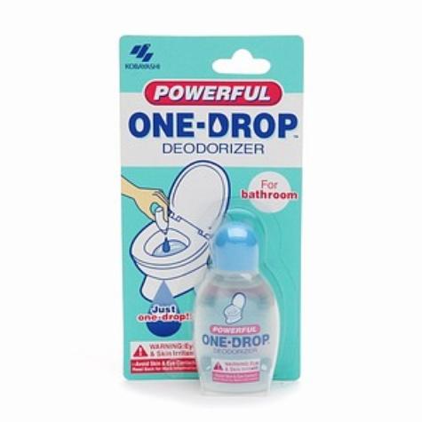 One Drop Bathroom Deodorizer