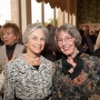 Anne Mendelsohn, left, and Sally Avery at the Jung Center Spring Benefit April 2015
