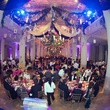 Houston, Childrens Museum of Houston Mad Hatters Ball, Oct. 2016, ballroom