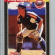 Craig Biggio Astros baseball player rookie catcher trading card