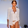 Mercedes-Benz Fashion Week swim 2014 July 2013 Poko Pano