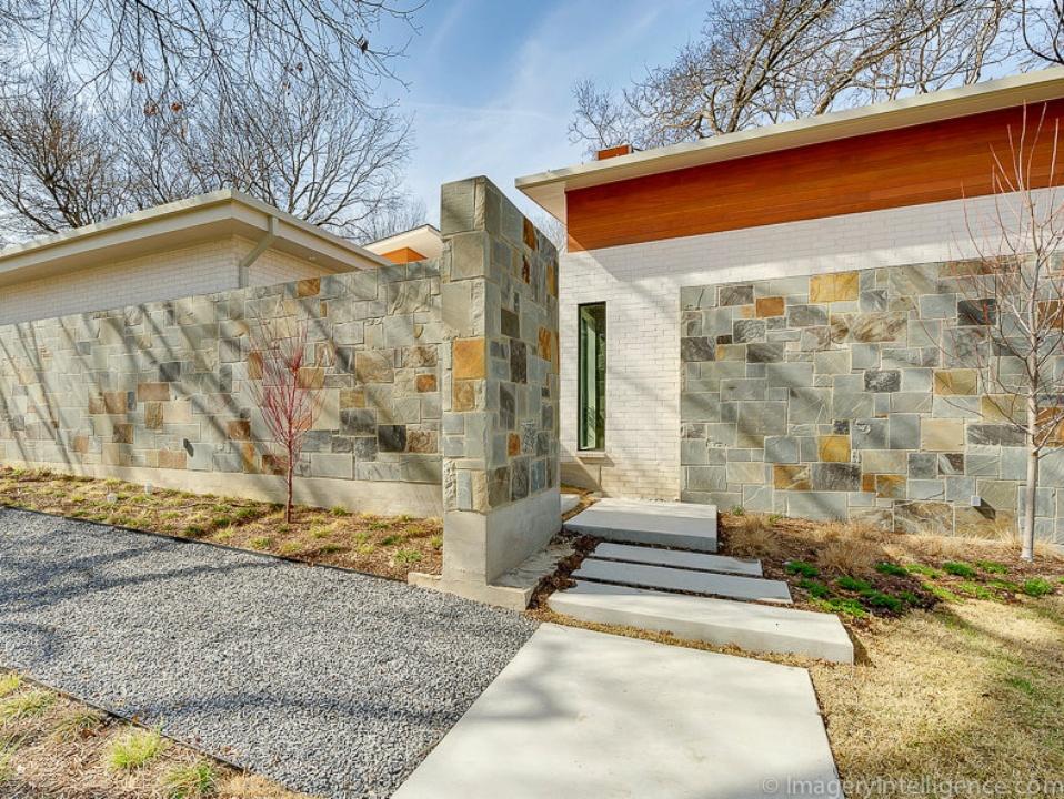 6166 Preston Creek, Spring Modern Home Tour