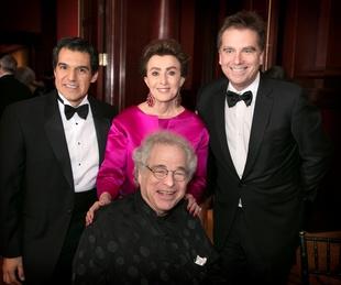 Mercedes Bass, Itzhak Perlman, Miguel Harth-Bedoya, FWSO Gala 2018
