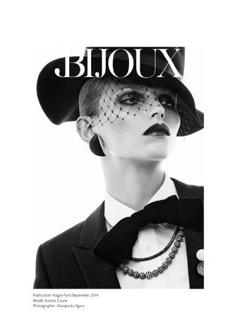 News, Shelby, Shamballa eyewear, March 2015, Vogue Paris