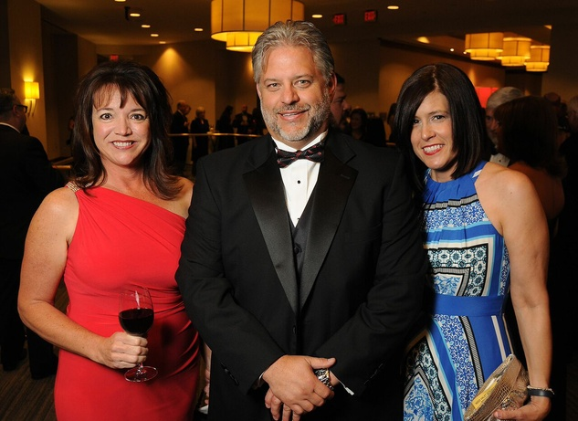 UHAA Gala 2015 Sherrie Mueller, Steve Mueller, Rebecca Gentry