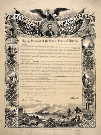 Emancipation Proclamation, Juneteenth