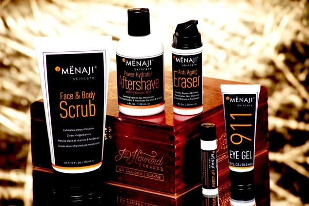 Menaji skin care products for men