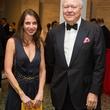 Aliyya Stude and Jamie Niven at the MFAH Latin American Experience November 2013