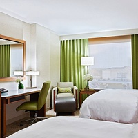 Westin Austin Domain hotel room