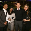 11 Cody and Kusum Patel, from left, and Bas and Courtney Soleveld at the Buffalo Bayou Ball November 2014